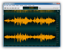 Ocenaudio 2.31.4916 Editor Audio Software